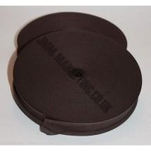 "Bias Binding 1"" (25mm) - Brown - Roll"