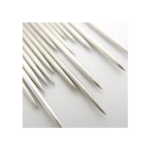 Entaco Sharps Needles 100 Pack of Size 4