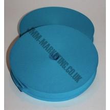"Bias Binding 1"" (25mm) - Turquoise - Roll"