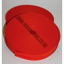 """Bias Binding 1"""" (25mm) - Orange - Roll"""