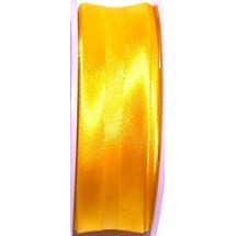 "Satin Bias 3/4"" - Yellow (596)"