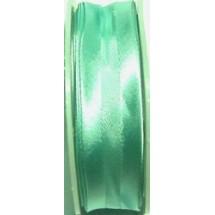 """Satin Bias 3/4"""" - Aqua Green (678) - 25m Roll"""