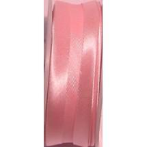 """Satin Bias 3/4"""" - Pale Pink - 25m Roll (549)"""