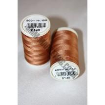 Coats Duet 200m - Brown 6148 (S425)