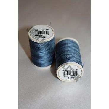 Coats Duet 500m - Blue 6563 (S208)