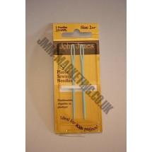 John James Plastic Needles
