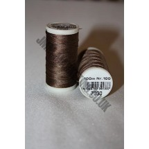 Coats Duet Thread 100m - Brown 7030 (S461)