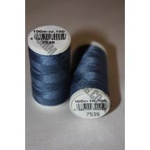Coats Duet Thread 100m - Blue 7539 (S209)