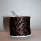 Crepe Cord - Light Brown - Roll Price (854)