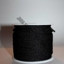 Lacing Cord - Black - Roll Price (5700)