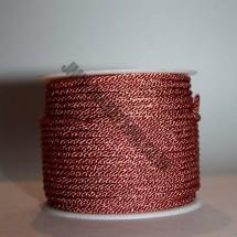 Lacing Cord - Dark Peach - Roll Price (919)