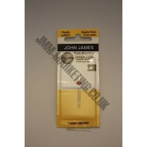 John James Twin Machine Needles 11