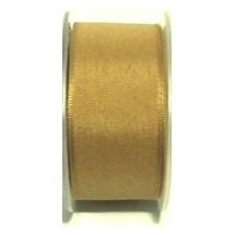 """Seam Binding Tape - 12mm (1/2"""") - Beige (Dark) (116)"""