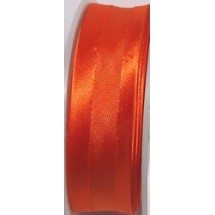 """Satin Bias 3/4"""" - Orange (526) - 25m Roll"""