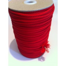 Jogging Suit Cord 4mm - Red - 100m Roll Price
