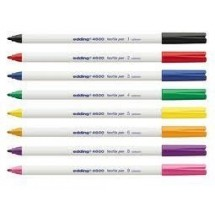 Edding Pen 4600 1mm Assorted 10 Pack