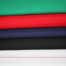 """Cotton Drill 58"""" (1.48m) wide Bundle - Pack contains 5 pieces of 1m lengths - no colour choice"""