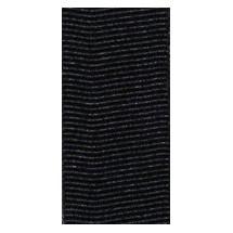 "Grosgrain 25mm 1"" - Black (720) - Roll Price"