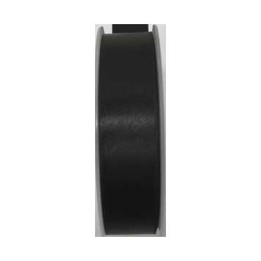 "Ribbon 15mm 5/8"" - Black (720)"