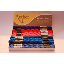 Anchor Perle Cotton - No 5 Skeins