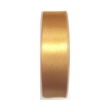 "Ribbon 15mm 5/8"" - Caramel (531)- Roll Price"