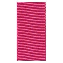 """Grosgrain 25mm 1"""" - Pink (570)"""