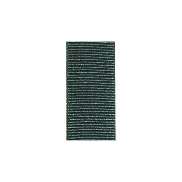 "Grosgrain 25mm 1"" - Dark Green (699) - Roll Price"