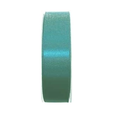 "Ribbon 25mm 1"" - Jade (665) - Roll Price"