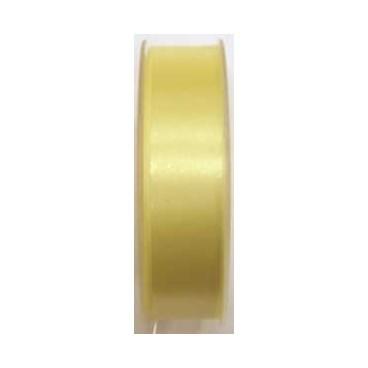 "Ribbon 50mm 2"" - Lemon (590) - Roll Price"