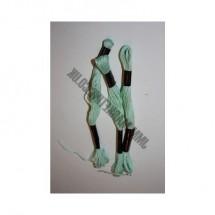 Trebla Embroidery Silks - Green (6035)