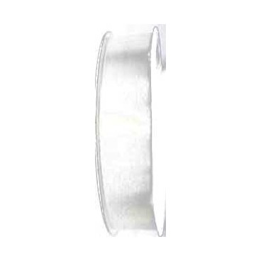 "Ribbon 50mm 2"" - White (501) - Roll Price"
