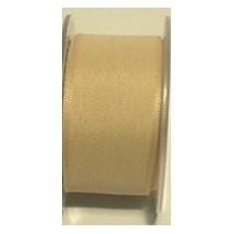 "Seam Binding Tape - 12mm (1/2"") - Beige (106) 25m Roll"