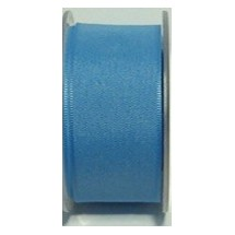 "Seam Binding Tape - 12mm (1/2"") - Blue (184) 25m Roll"