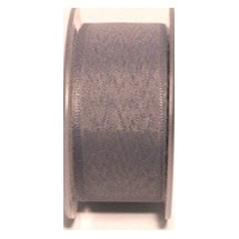"Seam Binding Tape - 25mm (1"") - Light Grey (227) 25m Roll"