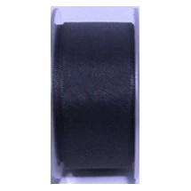 "Seam Binding Tape - 25mm (1"") - Navy (196) 25m Roll"