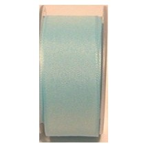 "Seam Binding Tape - 25mm (1"") - Pale Blue (181) 25m Roll"