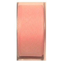 "Seam Binding Tape - 25mm (1"") - Pale Pink (133) 25m Roll"