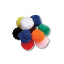 Pom Poms Multi Coloured