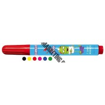 Colourcraft Fabric Felt Tip Pens - Thick Tip