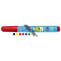 Colourcraft Fabric Felt Tip Pens - Thick Tip