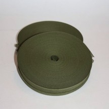 "Bias Binding 1/2"" - Olive - Roll"