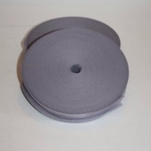 "Bias Binding 1/2"" - Light Grey - Roll"