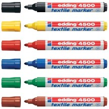 Edding Pen 4500 3mm Assorted 10 Pack