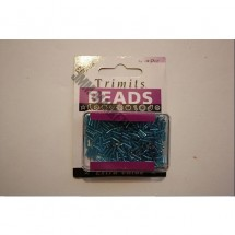 Bugle Beads - Ice Blue
