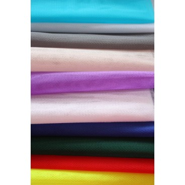 "Nylon Netting Bundle 52"" (1.32m) wide - 10 pieces of 1m lengths"