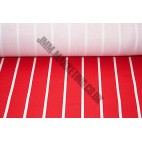 """Apron Fabric - 60"""" (1.5m) wide - Red"""