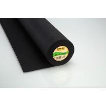 """Vilene/Vlieseline Medium Sew in - 36"""" Black (302) (M12)"""