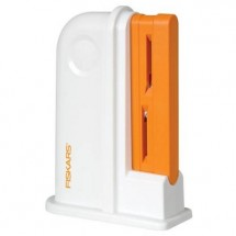 Fiskars Scissor Sharpener (For both right and left hand & Razor Edge too)