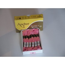 Anchor Cotton a Broder - Pink (50)