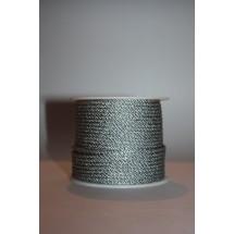 Lacing Cord - Grey - Roll Price (5707)